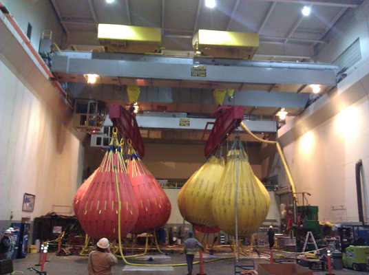 load-testing-hydroelectric-dam-bridge-crane