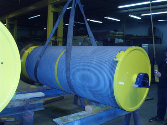 Cable Hoist Drums