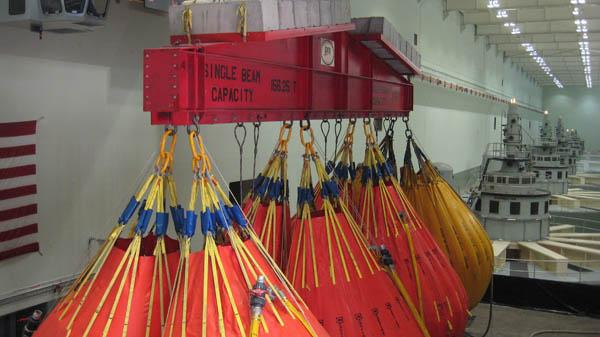 bridge-crane-rehabilitation-load-test