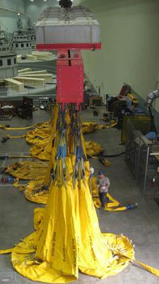 load-test-bridge-crane