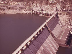 Grand Coule Hydroelectric Dam
