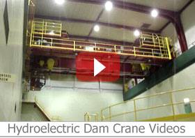 bridge and gantry crane videos